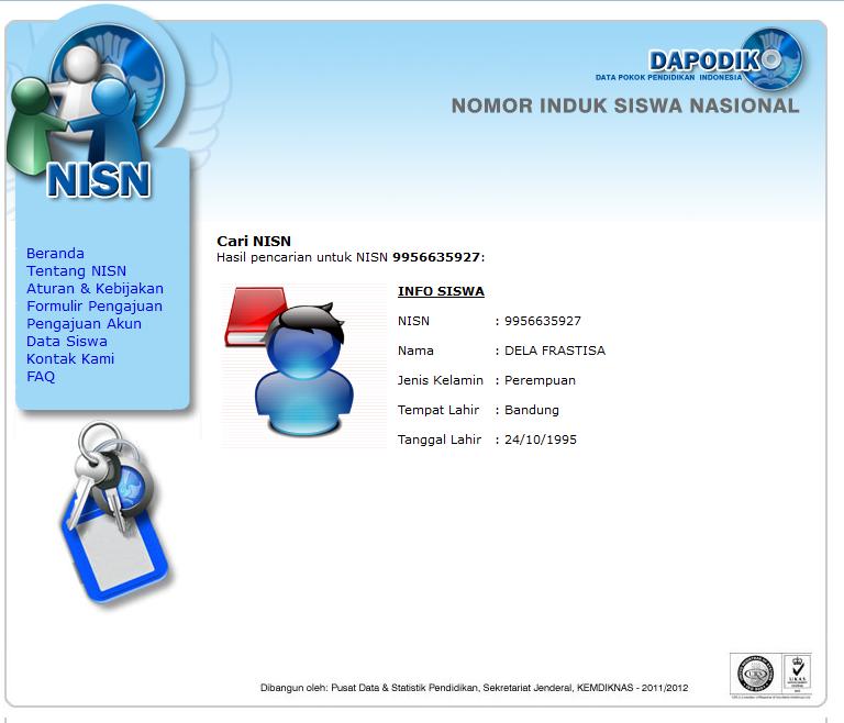 Nisn tidak valid menghambat pendaftaran snmptn 2013 pagar alam dot com nisn ada stopboris Choice Image