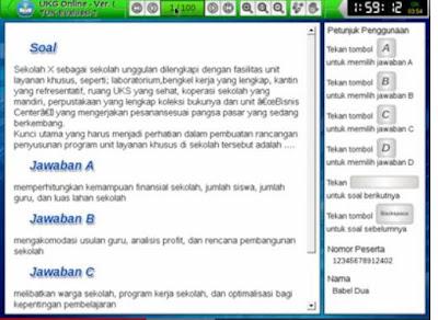 Panduan Dan Latihan Soal Ukg Online 2013 Lengkap Kumpulan Makalah Ilmiah