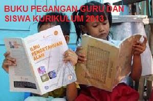 Download Buku BSE Kurikulum 2013 Untuk SD