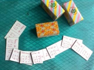 Pembelajaran Matriks Dengan Bermain Domino Pagar Alam Dot Com